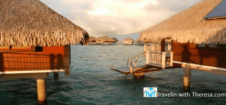 Hilton Moorea Overwater Villa