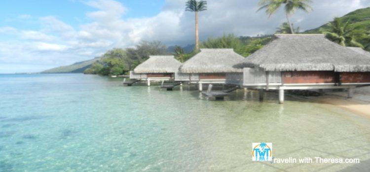 Hilton moorea Lagoon View