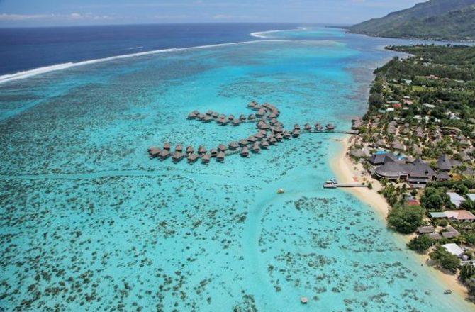 hilton moorea overwater Resort