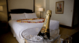 Romantic Champagne on Arrival