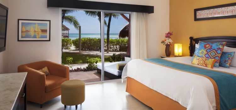 El Dorado Maroma HOTELITO BEACHFRONT SUITE