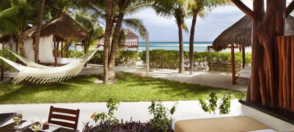 El Dorado Maroma HOTELITO Terrace