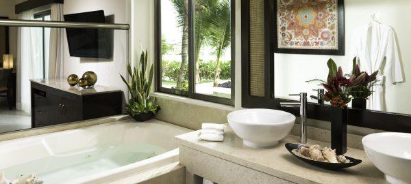 El Dorado Maroma Bathroom
