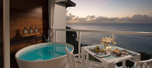 Sunset Bluff Penthouse Oceanvw One Bedroom Butler w/ Balcony - PP1