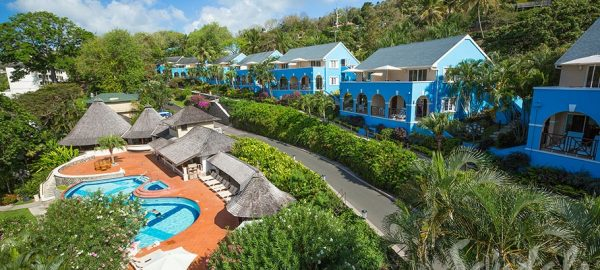 Pitons Oceanview Building