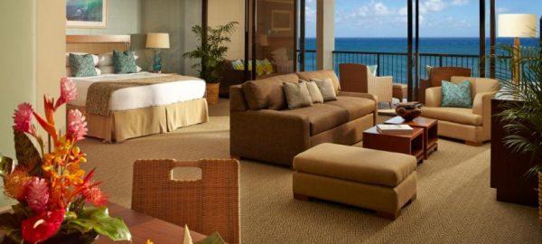 Turtle Bay Jr Ocean Suite