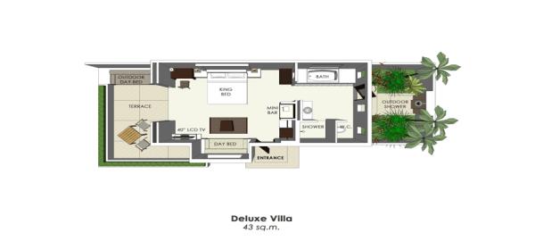 DeluveVilla Floorplan