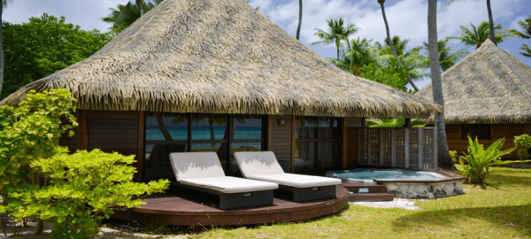 Hotel kia Beach Bungalow