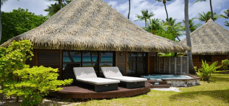 Hotel kia Beach Bungalow