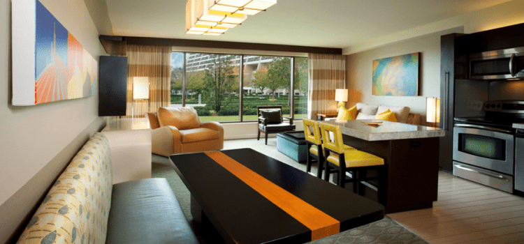 Disney Bay2-bedroom standard