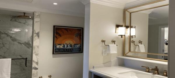 Disney Riveria 2bdrm bathroom