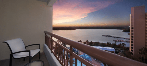 Disney Bay 2 bedroom Lake Balcony
