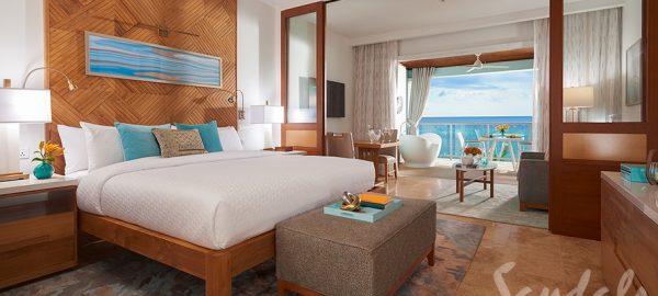 Sandals Montego Beachfront King Bed - B1B