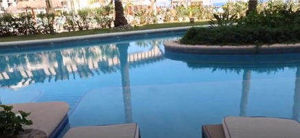 cabo swim out pool