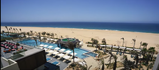 hard rock cabo rooftop view