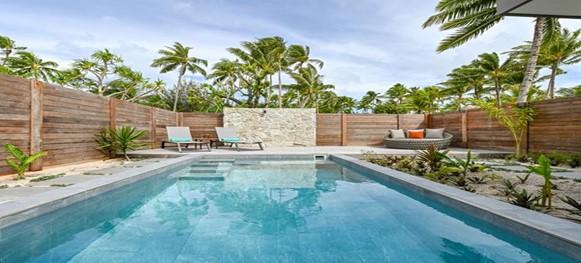 le bora private pool