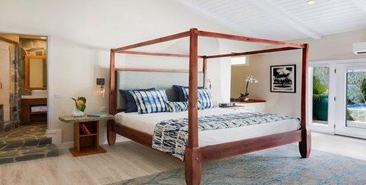 serenity st lucia premium plunge pool.bed