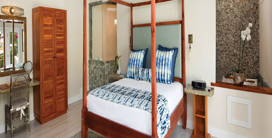 serenity st lucia premiun king bed