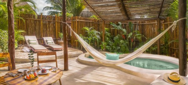 viceroy maya villa pool