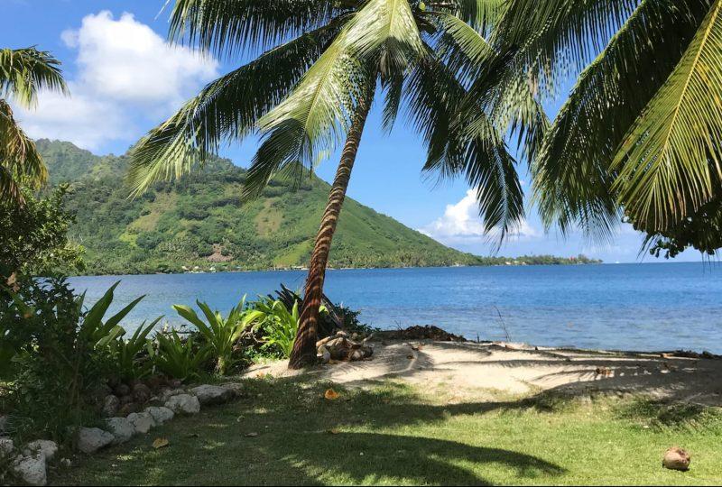 Villa Moerava Moorea beach