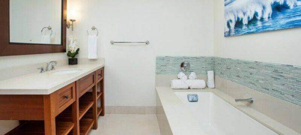 koloa landing 1-Bedroom-Villa-Tub