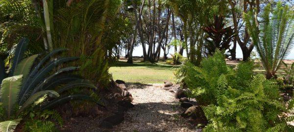 waimea cottage 1bdr garden view