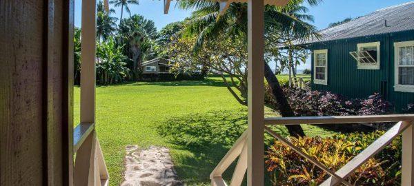 waimea cottage 1bdr oceanview