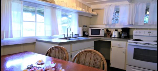 waimea cottage kitchen