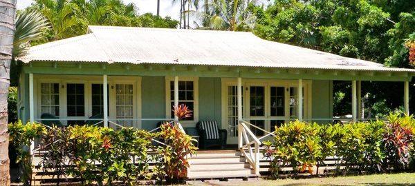 3 bdrm ocean waimea cottage view