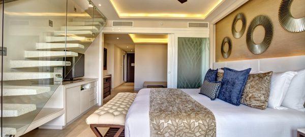 royalton riveria rooftop bedroom